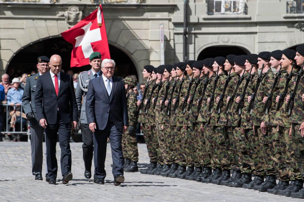 Federal President Steinmeier visits Switzerland