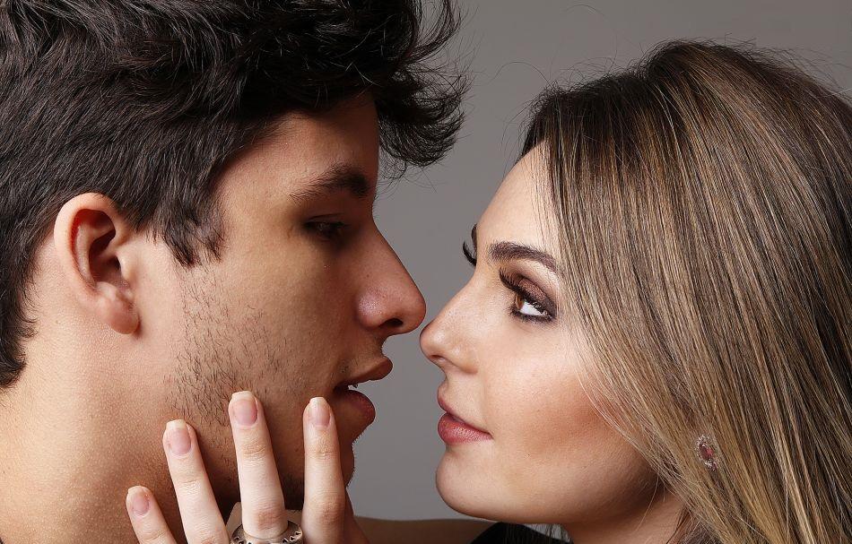 Marcela Barrozo e Ricky Tavares