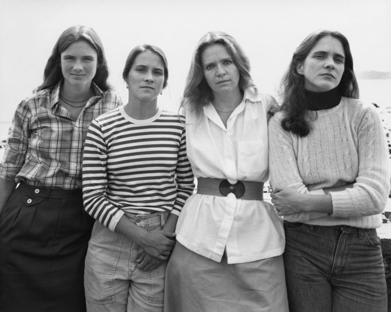 the brown sisters in 1979
