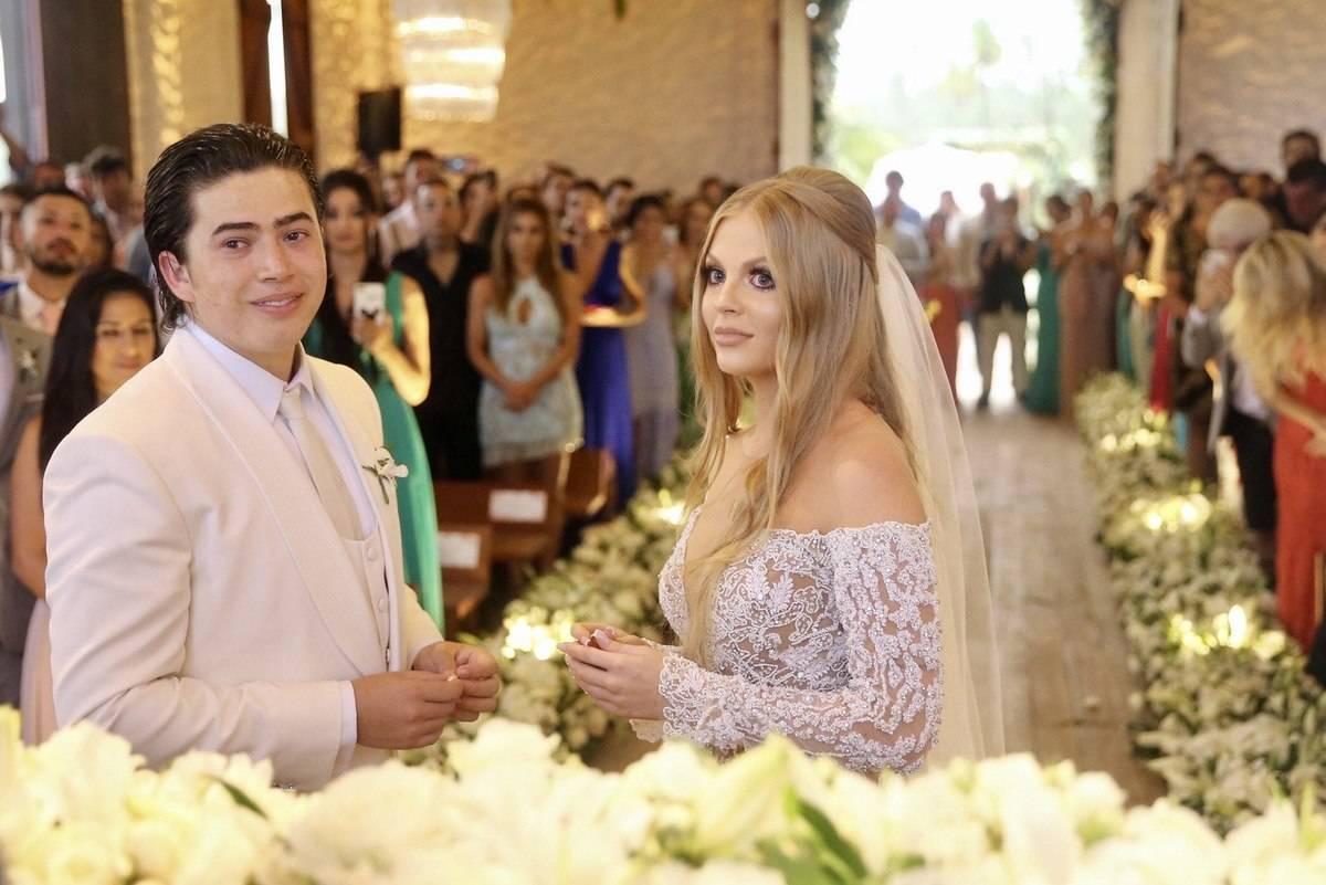 Whindersson Nunes e Luísa casamento