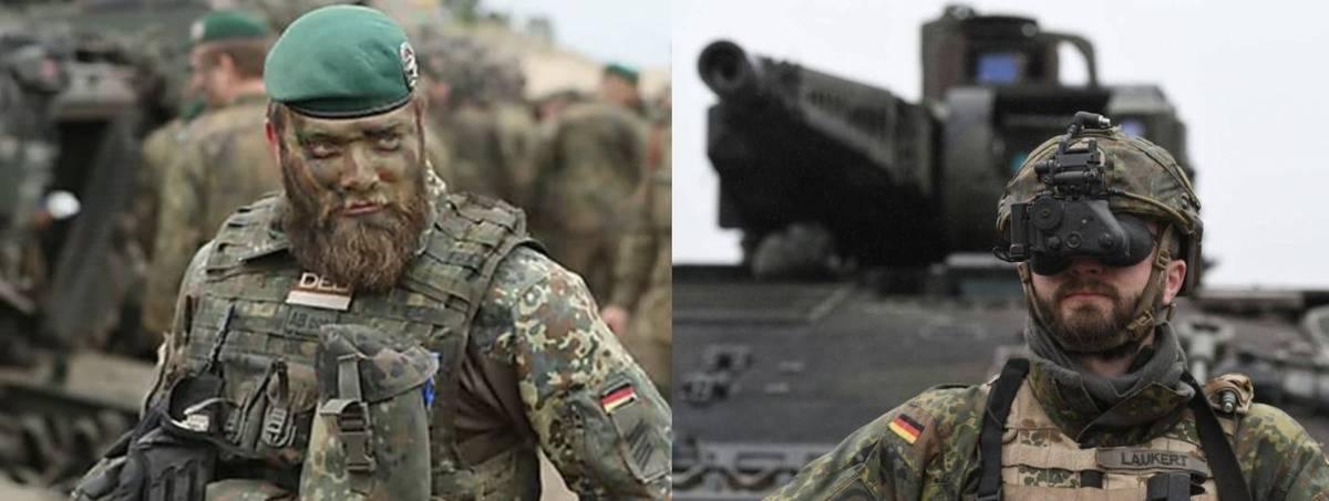 Germany Desktop Army