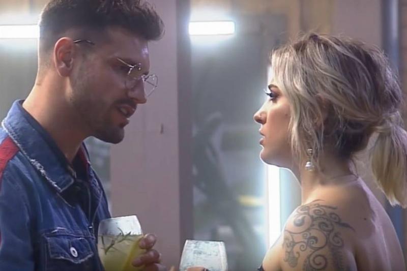 Tati Dias e Guilherme Leão