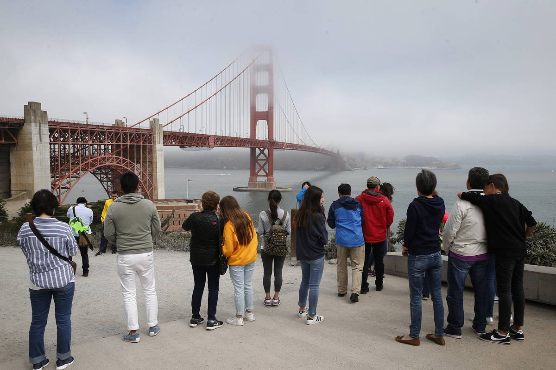 The Bridge Has Around 27,000 Visitors Per Day
