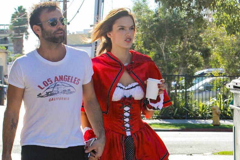 Celebrity Sightings In Los Angeles - October 30, 2015