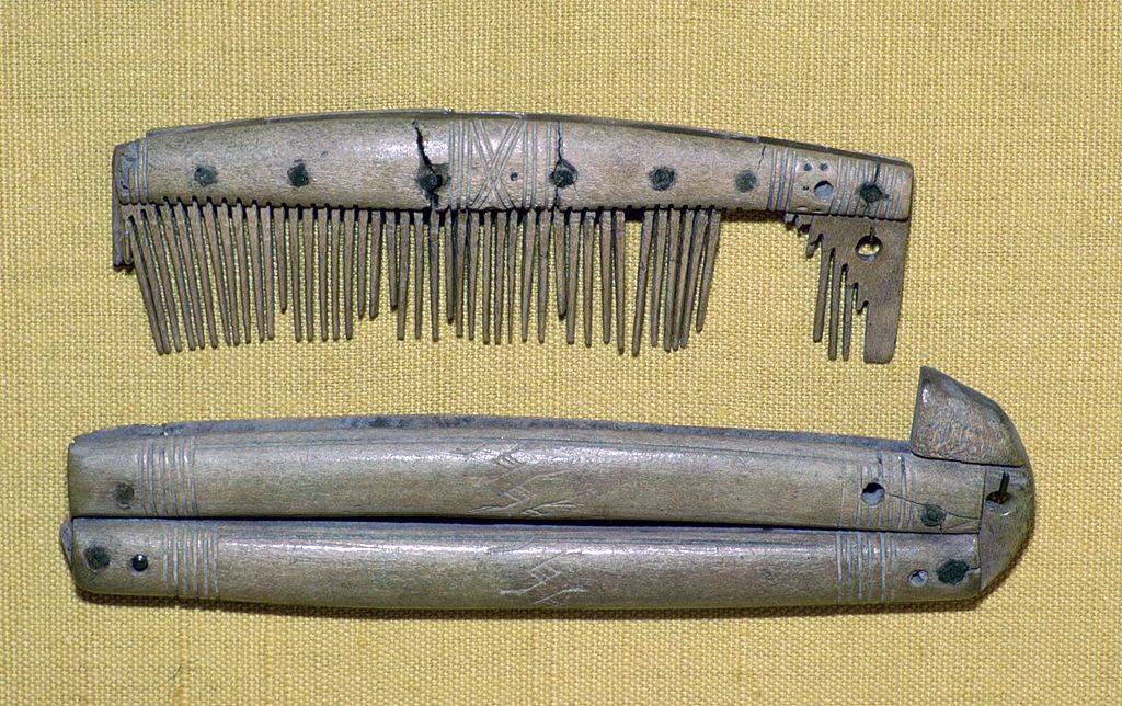 Picture of a comb