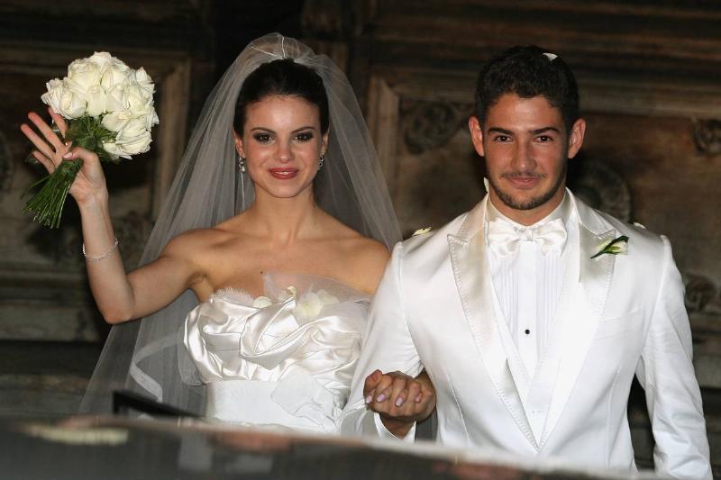 Alexandre Pato & Sthefany Brito's Wedding