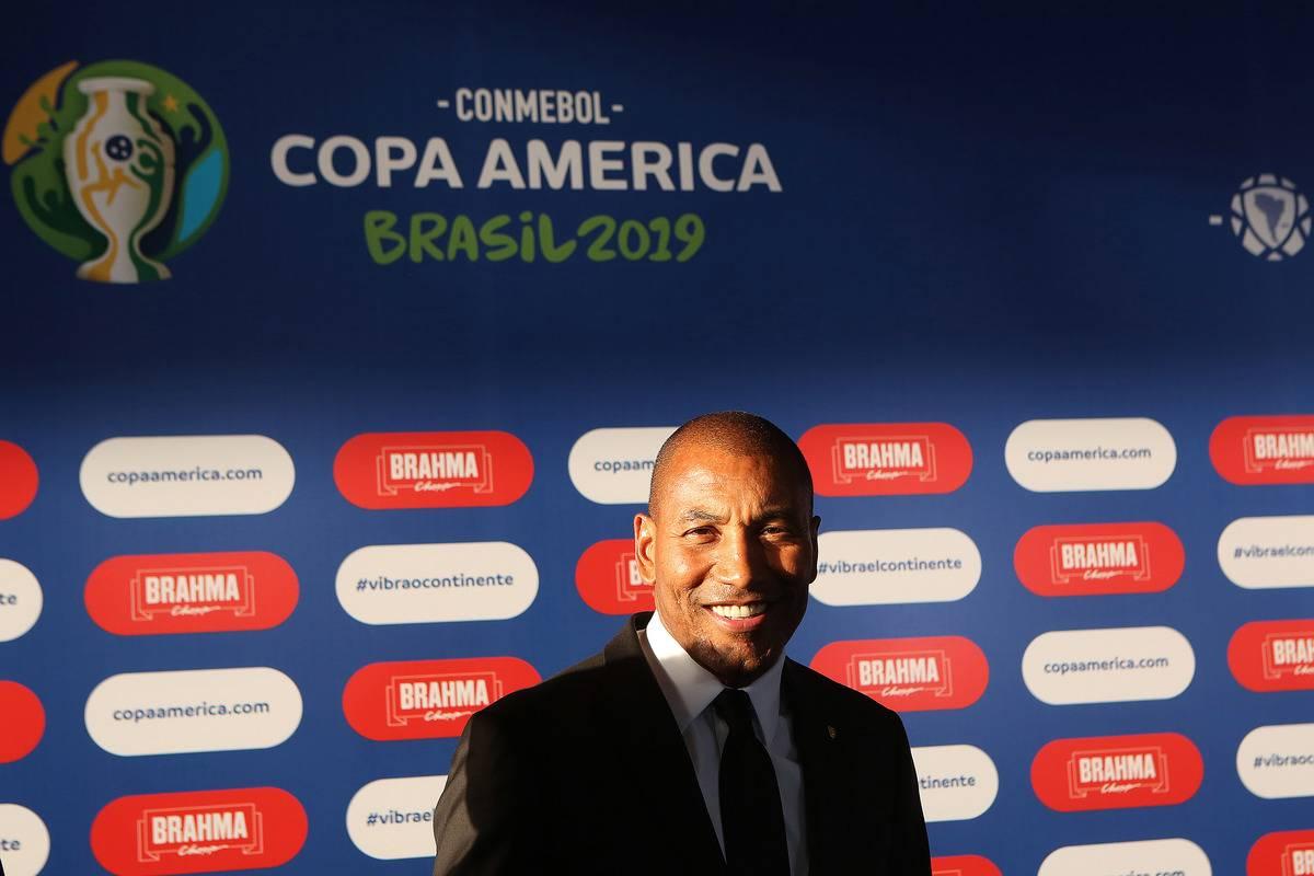 Copa America 2019 Mauro Silva