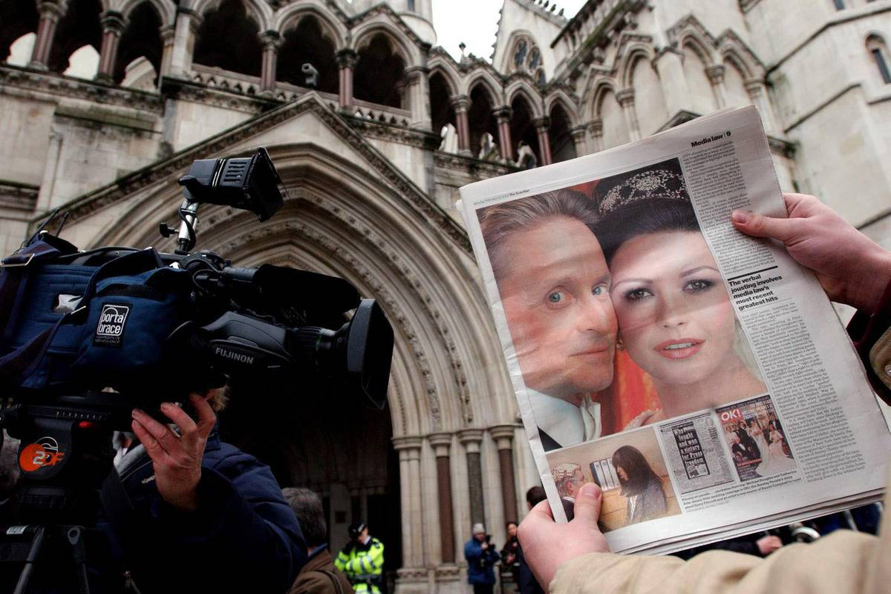 JONES & DOUGLAS COURT CASE